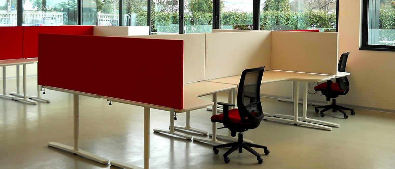 Acoustic-system-for-desks-Decho-Screen