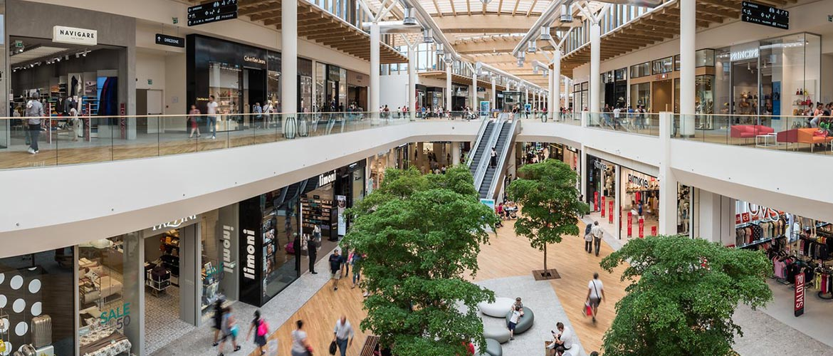 Il-Centro-Arese-acoustics-shopping-stores
