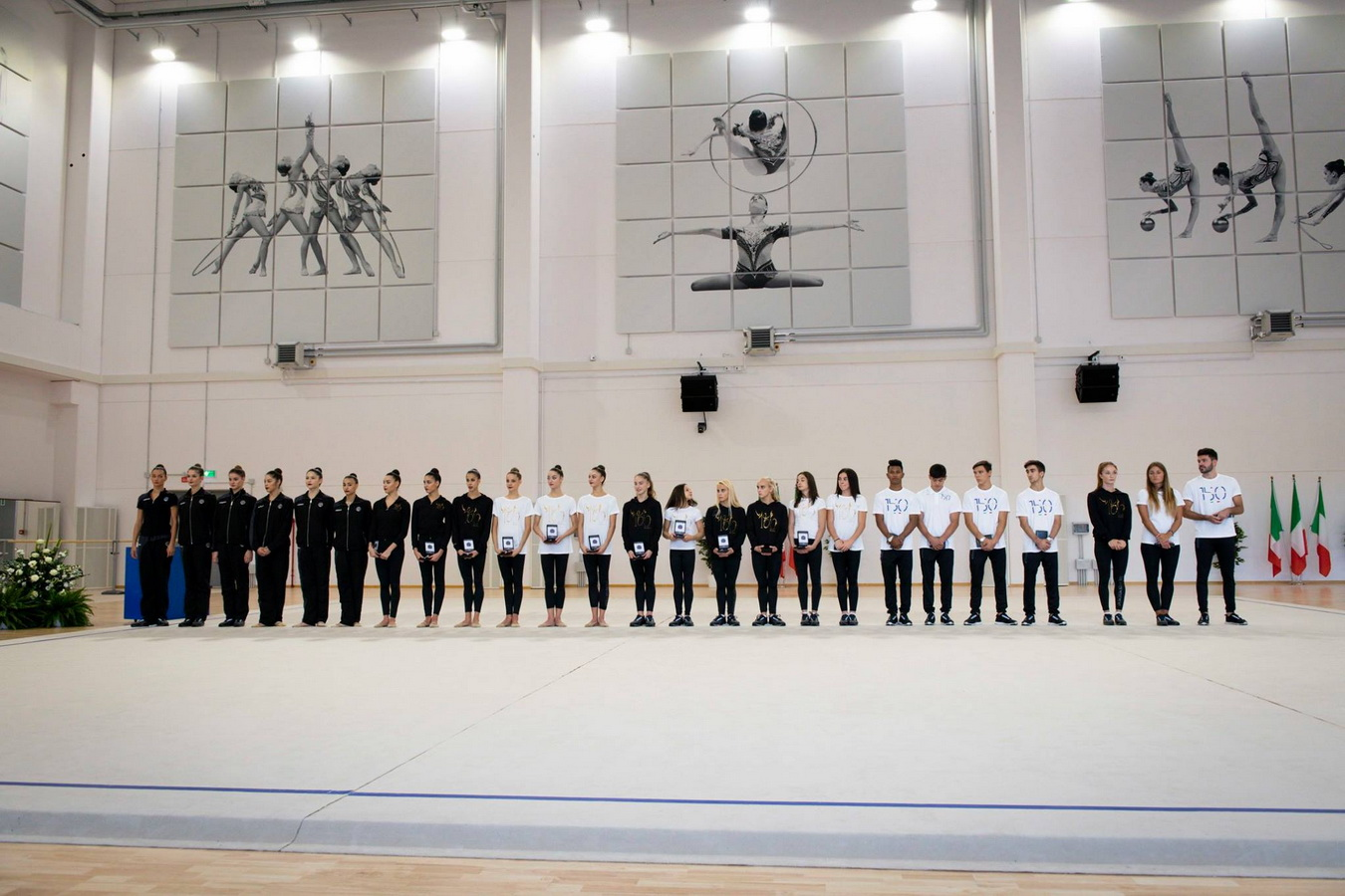 Italian-national-team-of-rhythmic-gymnastics