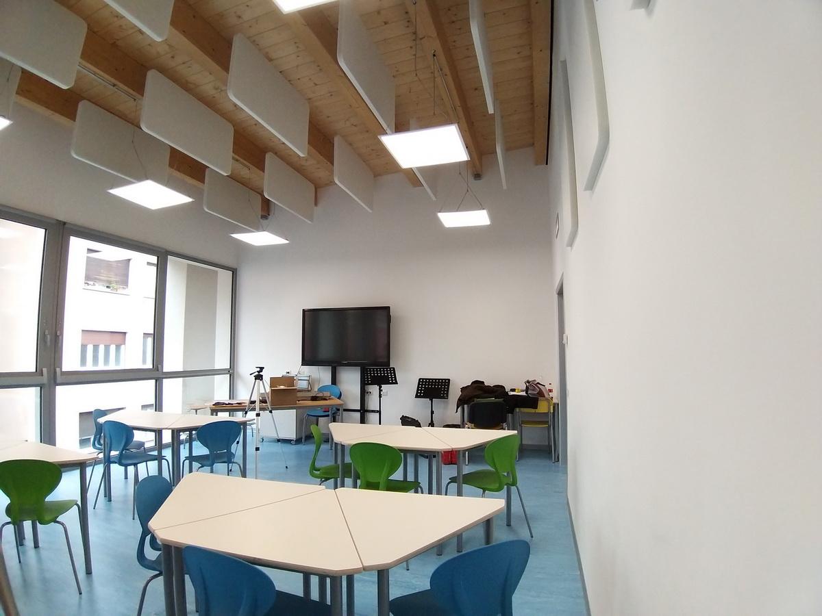 Acoustics-classrooms-Ecobaffle