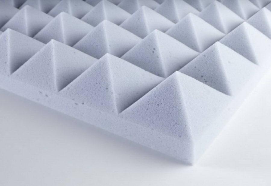 Pannello piramidale in melammina