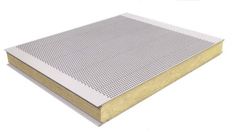 Pannelli fonoisolanti metallici modulari acustico wallsonic for Bricoman pannelli fonoassorbenti