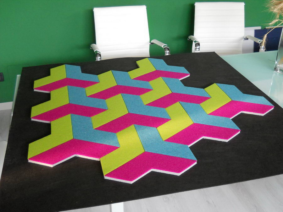 Wallton acoustic panels